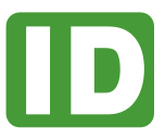 employee badge from idcreator contact us at 1 855 make ids