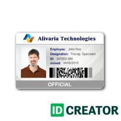 Employee Badges By Idcreator Com Make Custom Employee Badges
