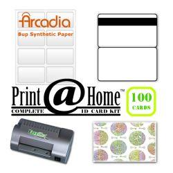 Print@Home Complete 100 ID Kit